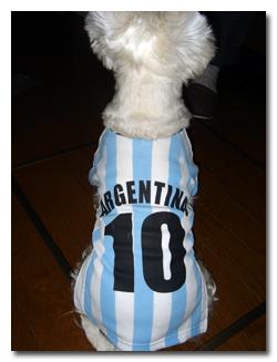 アルゼンチンの10番って誰?