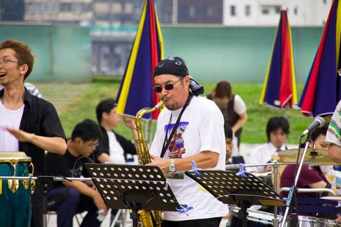 Sax奏者