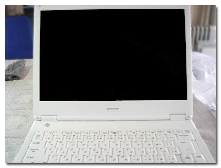 SH社のパソコン