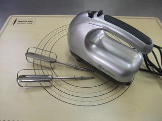 道具・ハンドミキサー