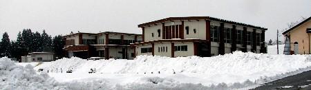 六呂師小学校