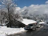 見事な除雪