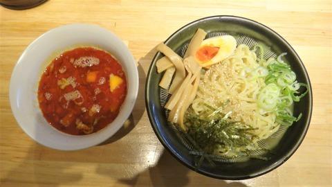160 (つけ麺)