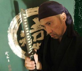 冬樹社長の刀