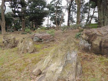 旧岩崎邸庭園2