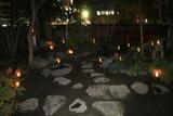 夜の岡田邸9月