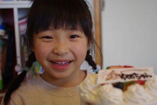 6歳乙女。