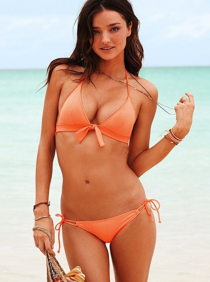 Miranda Kerr (Victoria's Secret swimwear 2010) (2)
