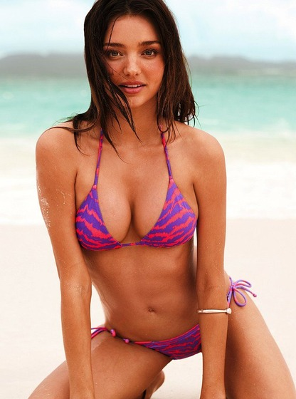 Miranda Kerr (Victoria's Secret swimwear 2010) (9)
