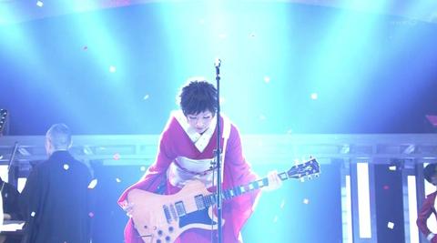 2014年紅白の椎名林檎
