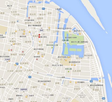 立教地区AEDマップ