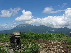 三平山山頂