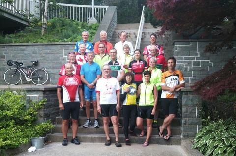 カナダ サイクルツーリング(1)背景と概要