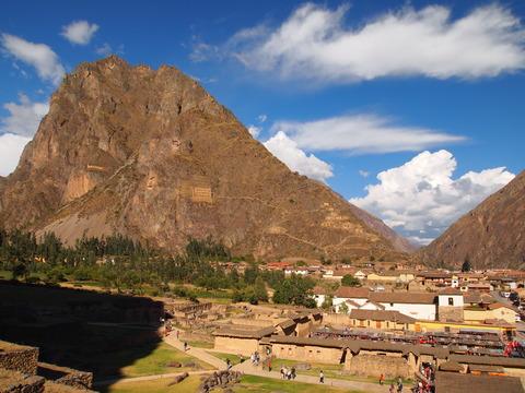 ペルー(4) 聖なる谷(Peru Rail, Ollantaytambo, Chinchero など)
