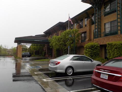 """南カリフォルニア自転車合宿(16)合宿最終日は3ヶ月ぶりの雨!""""恵み""""の雨だけれど・・・"""