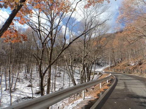 中山道(4) 命からがら!雪の和田峠(ちょっと大げさかな!)