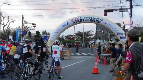 ツール・ド・おきなわ「本島一周サイクリング」に参加(1日目)