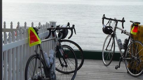 カナダ サイクルツーリング(10)Day 8, Murray Beach to Charlottetown