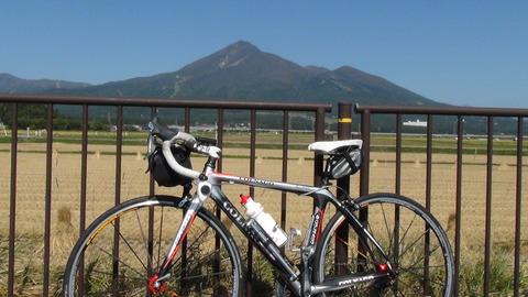 東北サイクリング 磐梯山ゴールドラインへ