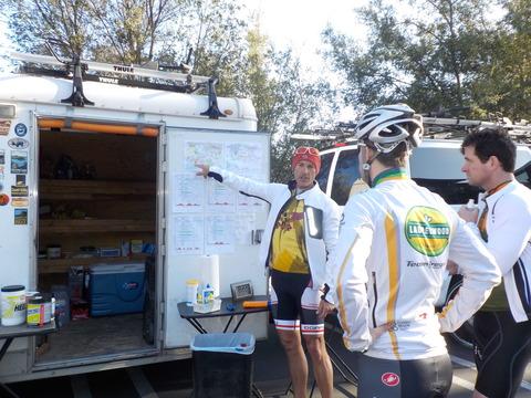 南カリフォルニア自転車合宿(12)サンタモニカ・マウンテン始まる