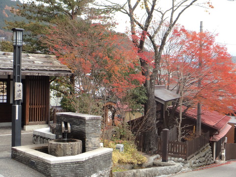 中山道(5) 意外ときつい妻籠峠 奈良井宿〜恵那 約90キロ
