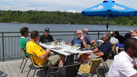 カナダ サイクルツーリング(6)Day 4  Digby to Saint John