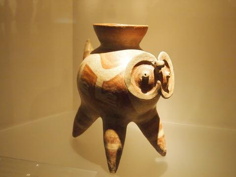 ペルー (7) 可愛い!エロい!古代アンデスの土器 (Museo Larco)