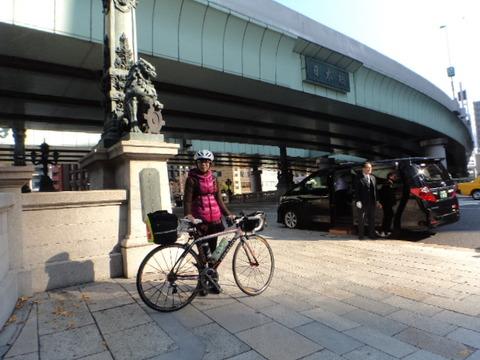 中山道(2) 日本橋〜高崎 (ガーミン初トライ)