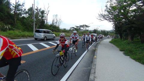 ツール・ド・おきなわ「本島一周サイクリング」に参加(2日目)