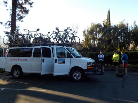 南カリフォルニア自転車合宿(6) グレンドラ山から バルディ山へ