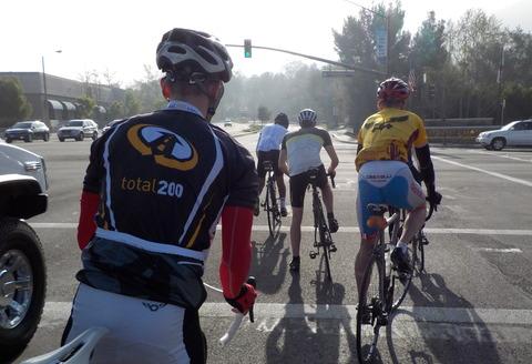 南カリフォルニア自転車合宿(7) サンタモニカ・マウンテン