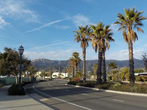 南カリフォルニア自転車合宿(9) 海抜0から一気に標高1200へ