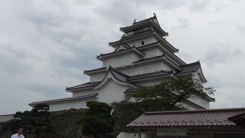 蔵と歴史の町 会津若松
