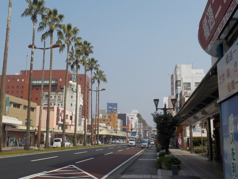 南九州サイクリング(1)宮崎から野生馬を求めて都井岬(といみさき)へ