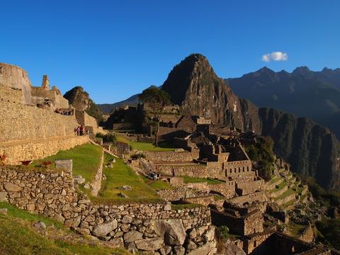 ペルー (2) マチュピチュ遺跡