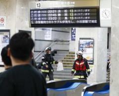 容疑者「誰でもよかった」と供述 新幹線3人殺傷事件