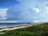 フロリダ嵐?