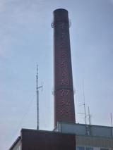 フィボナッチ煙突