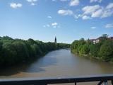 トゥルクの川沿い1