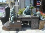 JR境港駅(鬼太郎駅)