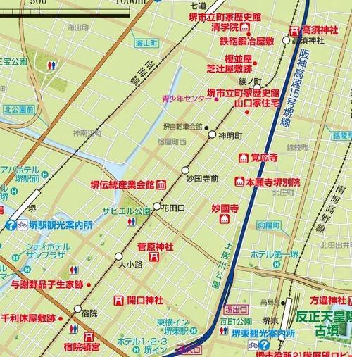 宿院・高須マップ