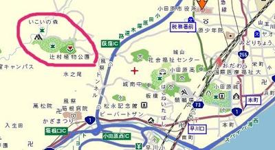 辻村農園マップ
