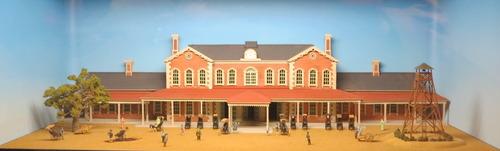 大阪駅模型ー1