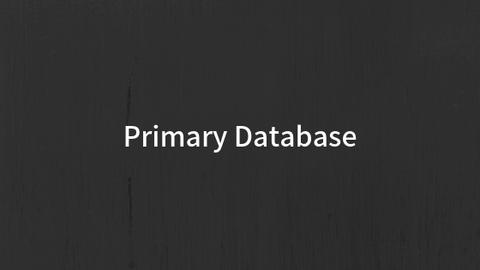 Primary Database