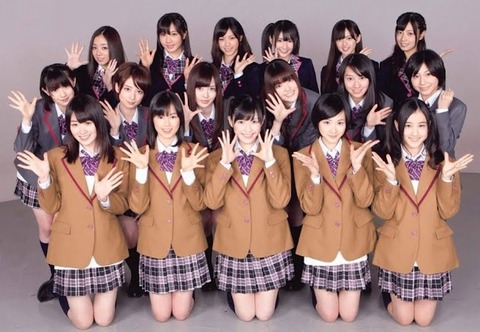 乃木坂46 7thシングル バレッタ