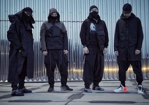 【朗報】黒に染まったヲタク、かっこよすぎる
