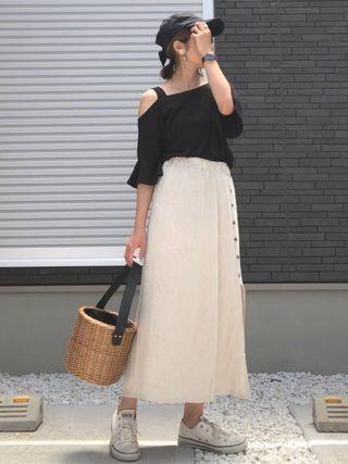 【画像】こういうファッションの女に弱い奴wwww