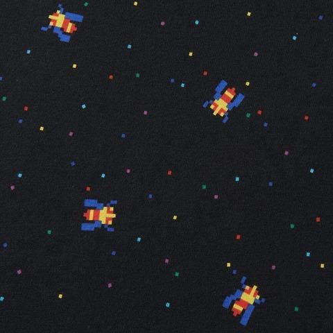 ユニクロのナムコレトロゲームのTシャツのデザインが酷すぎる件について