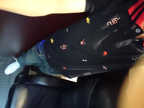 【画像】ワイのファッションかっこよすぎwww