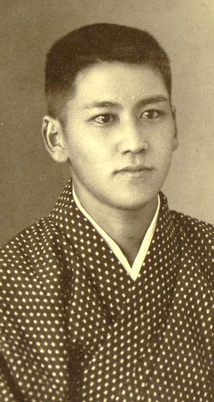 小野清生像